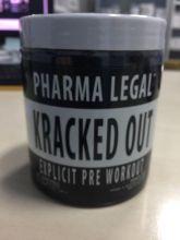 Предтренировочный комплекс Kracked Out 30п (Pharma Legal)